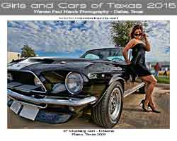 Girls and Cars of Texas 2016