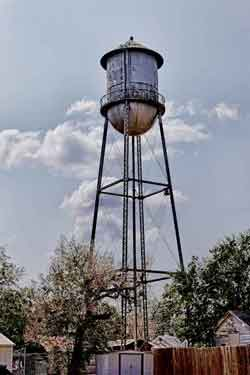 Ector-Water-Tower