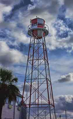 Freedom Water Tower