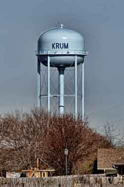 Krum Tower New
