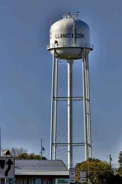 LlanoTX.com Tower