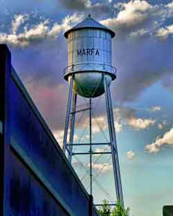 Marfa Tower