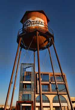 Oasis Water Tower