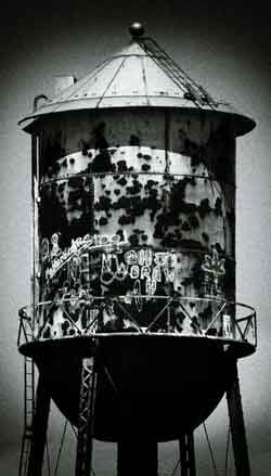 POW Water Tower