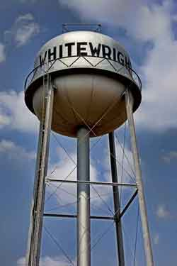 Whitewright-Water-Tower