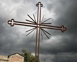 Tuscan Cross 1