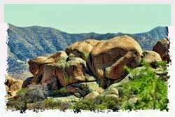 New Mexico Boulders