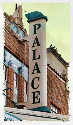 Palace Marquee - Fredericksburg
