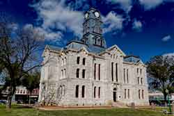 Granbury_Courthouse-Winter